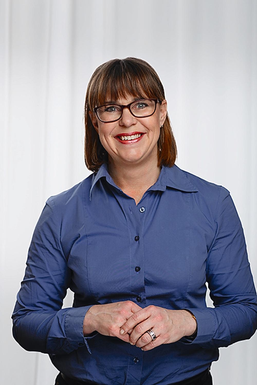 Anna Lundmark Lundbergh, vd, Almi Värmland