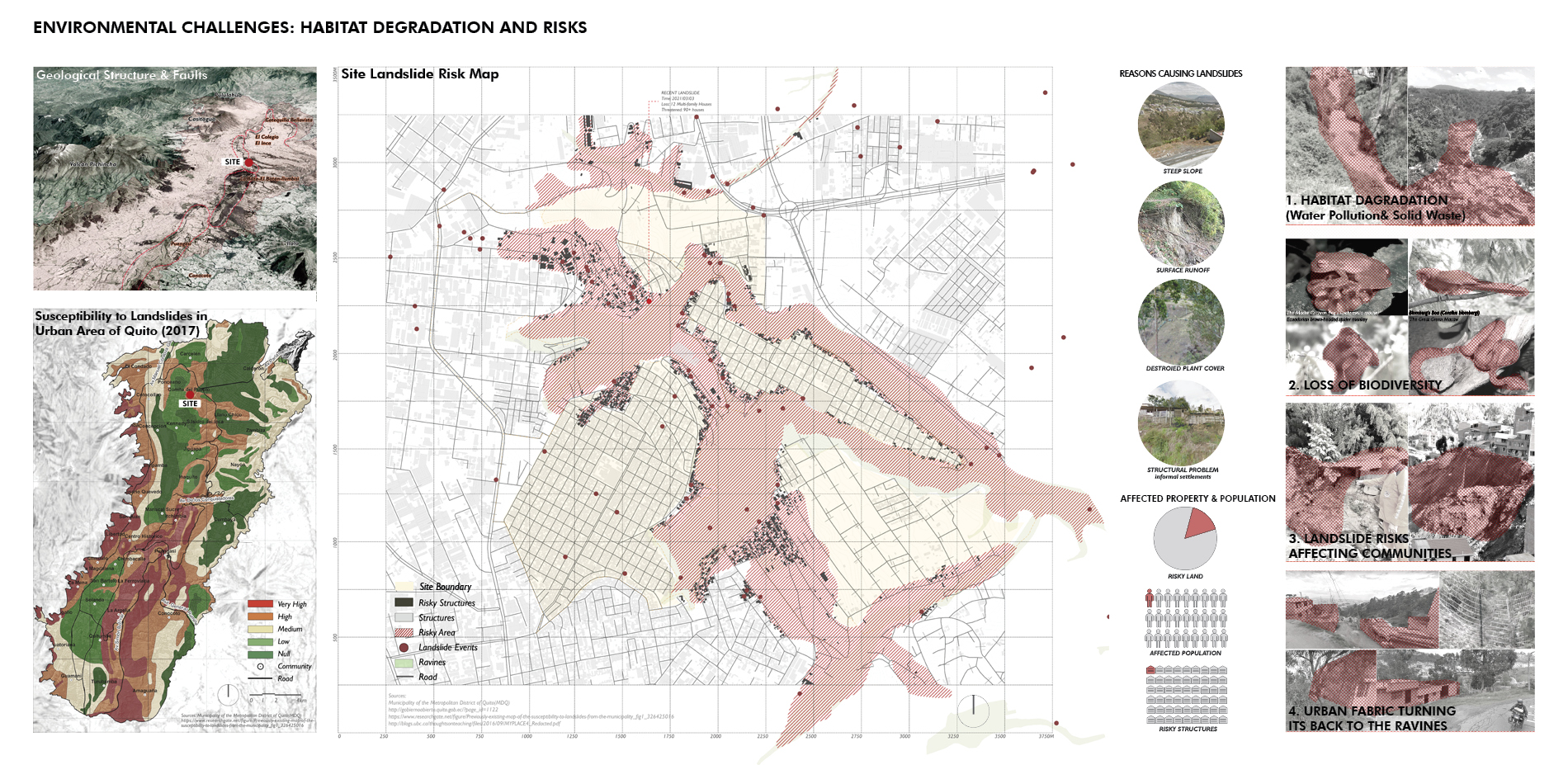 Environmental Challenges: Habitat Degradation and Risks