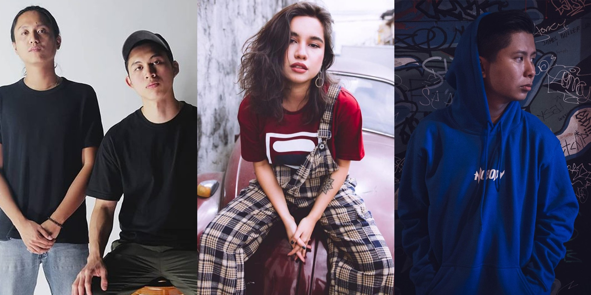 Dante & Amigo, Butta B, Six the Northstar, and more to perform with Logiclub in Bacolod for Masskara Weekend