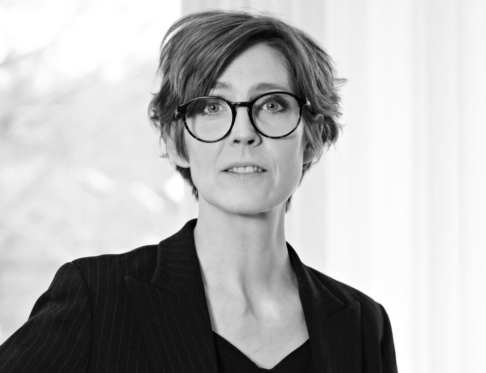 Josefine Engström, ordförande Svenska Tecknare