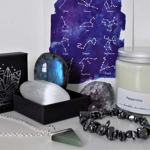 Crystal & Candle September 2018