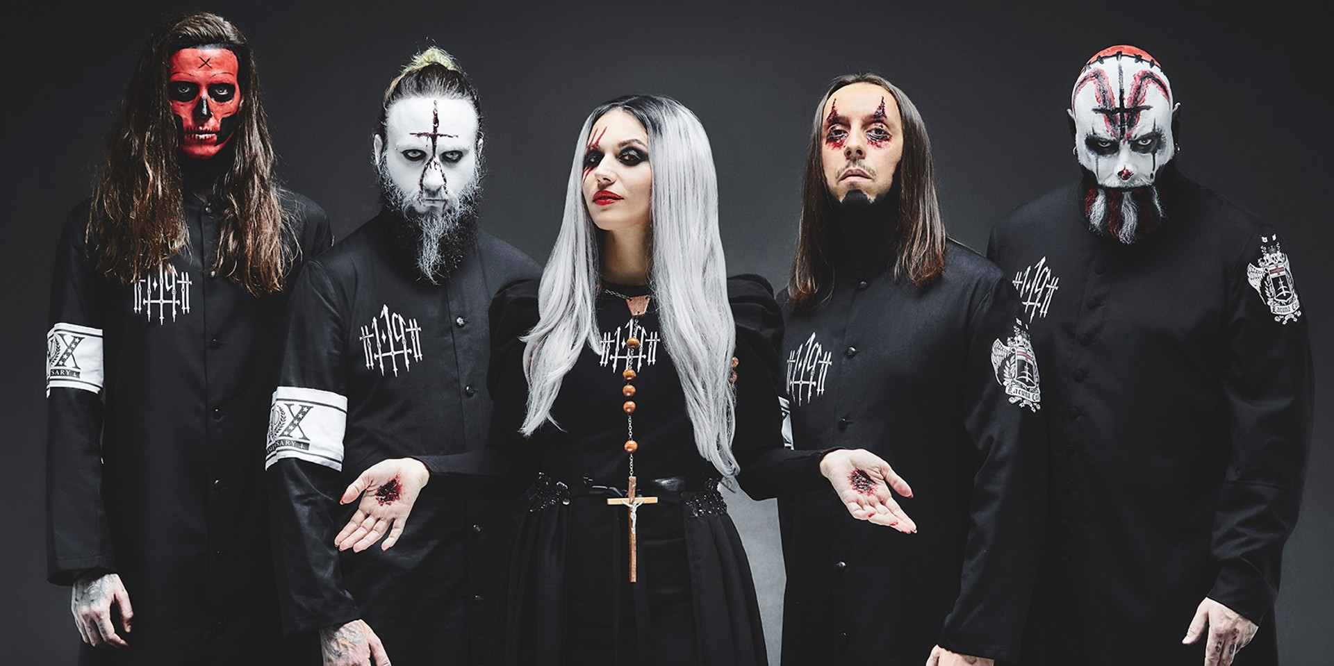 Lacuna Coil to perform in Singapore this March