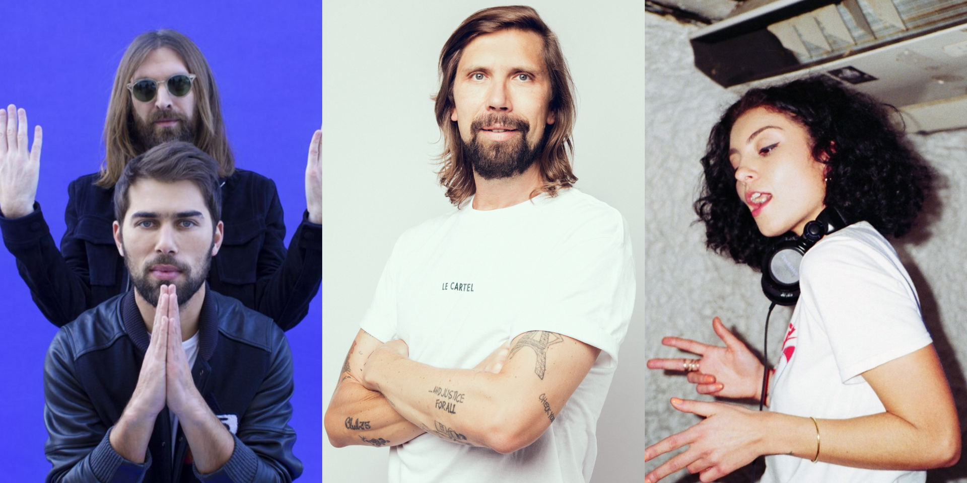 Collective Minds announces Ed Banger Takeover featuring Busy P, Breakbot & Irfane, YASMIN and more at Zouk Singapore this December