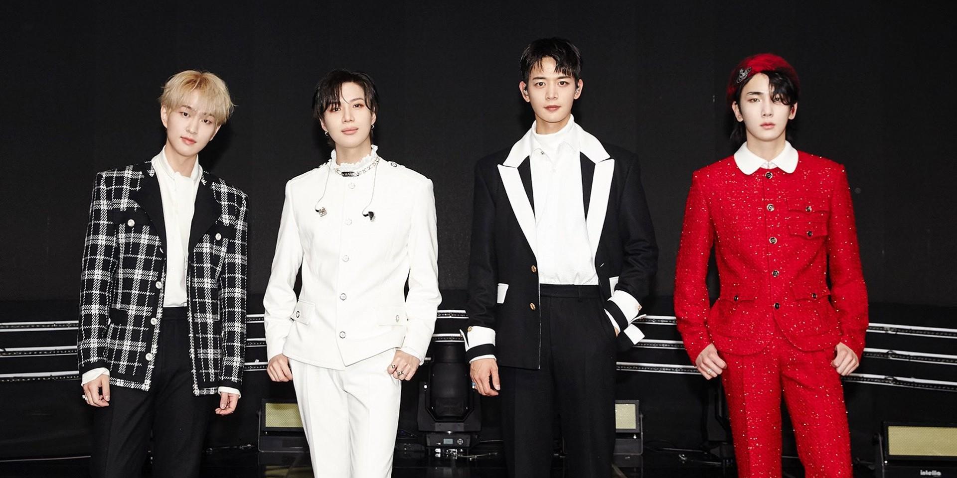SHINee confirm new album, announce comeback show 'The Ringtone: SHINee is Back'
