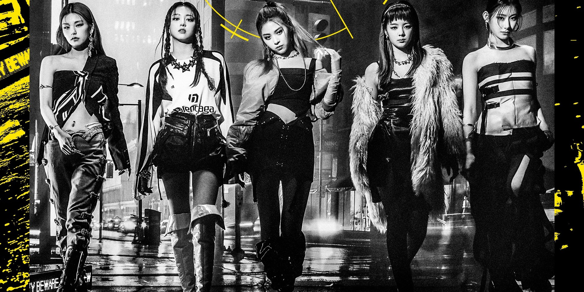 ITZY return with new mini-album 'GUESS WHO'