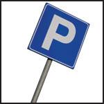 Olympics 8 parking