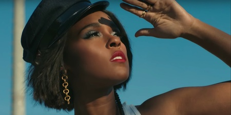 "Janelle Monáe escapes from the oppressor with Zoë Kravitz in music video for ""Screwed"" – watch"