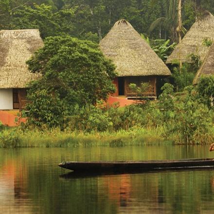 Galapagos & Amazon