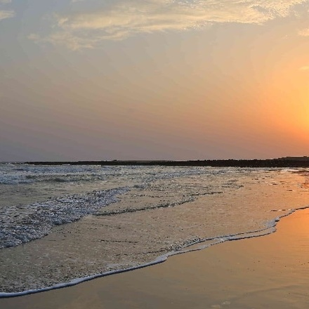 Ghana: Beach, History & Nature
