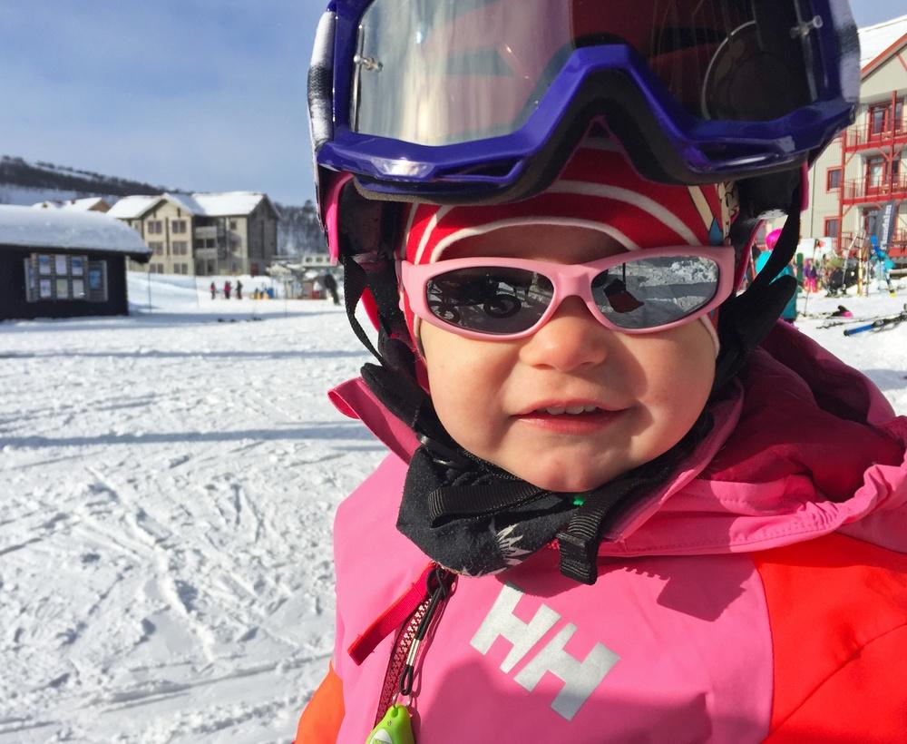 Allt fler skidåkare njuter av skidåkning i Tänndalen.