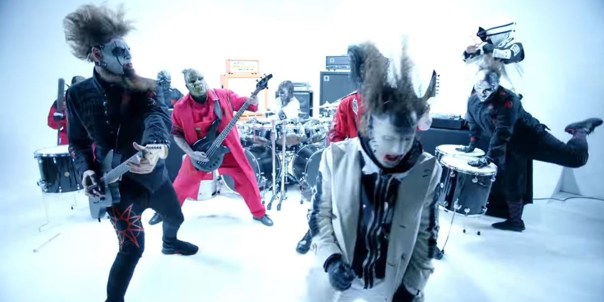 Slipknot deliver new 'Nero Forte' music video – watch