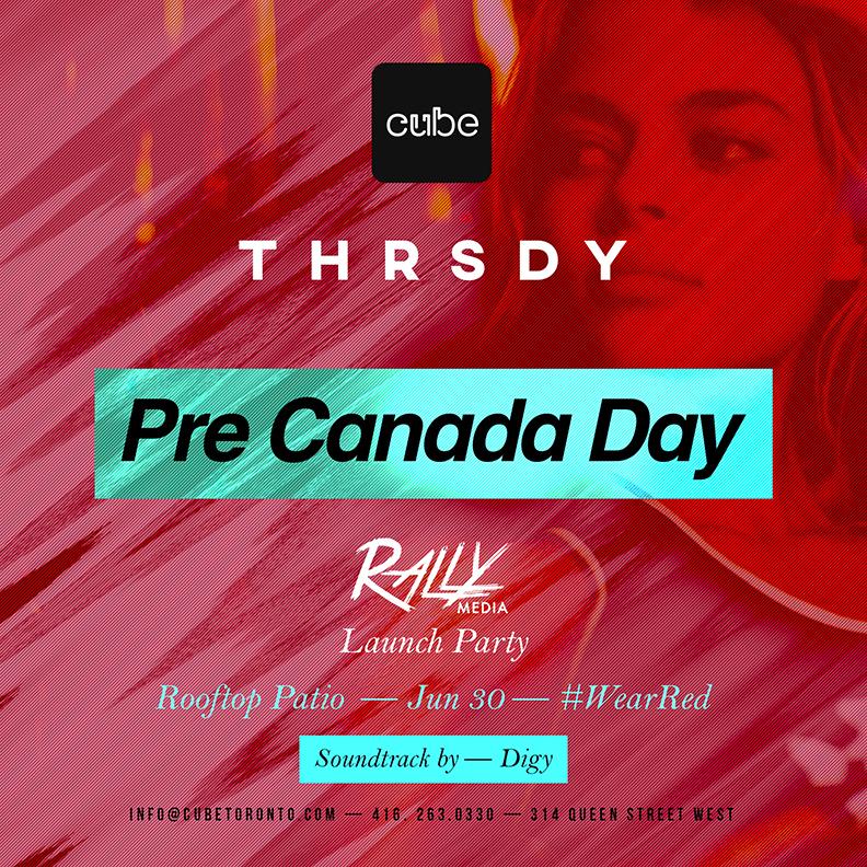 Pre Canada Day
