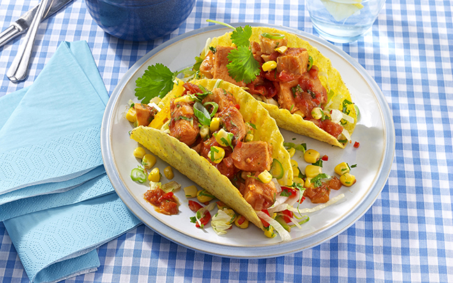 Young's fish tacos
