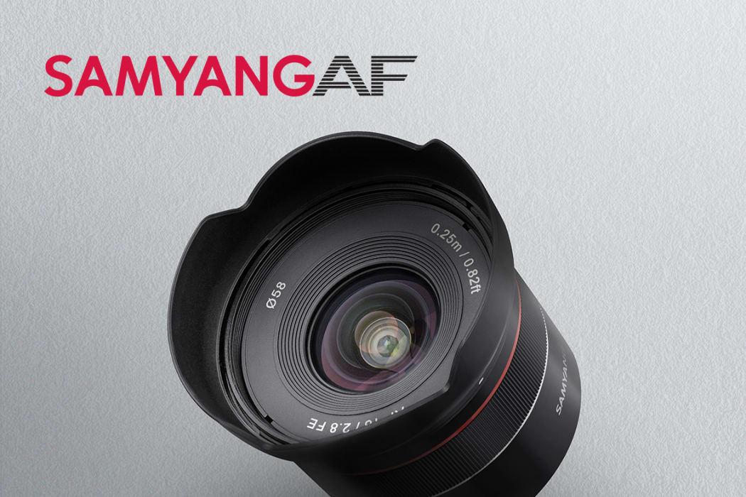 Avaram vaade uue kompaktse 18mm f/2.8 objektiiviga Sony FE kaameratele