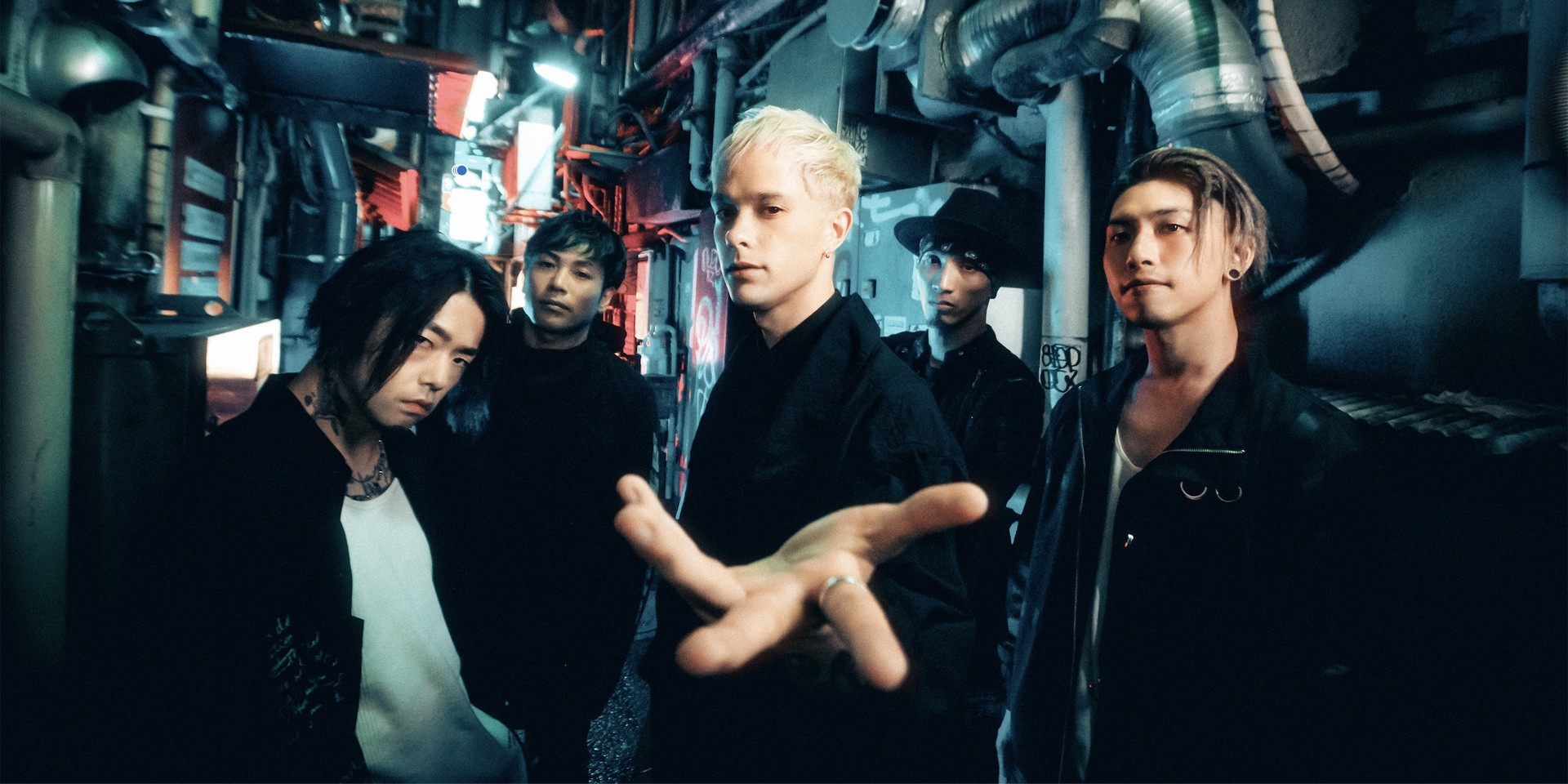 coldrain to hold online concert, here's how overseas fans can get discounted tickets