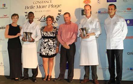 Bernard Loiseau winners
