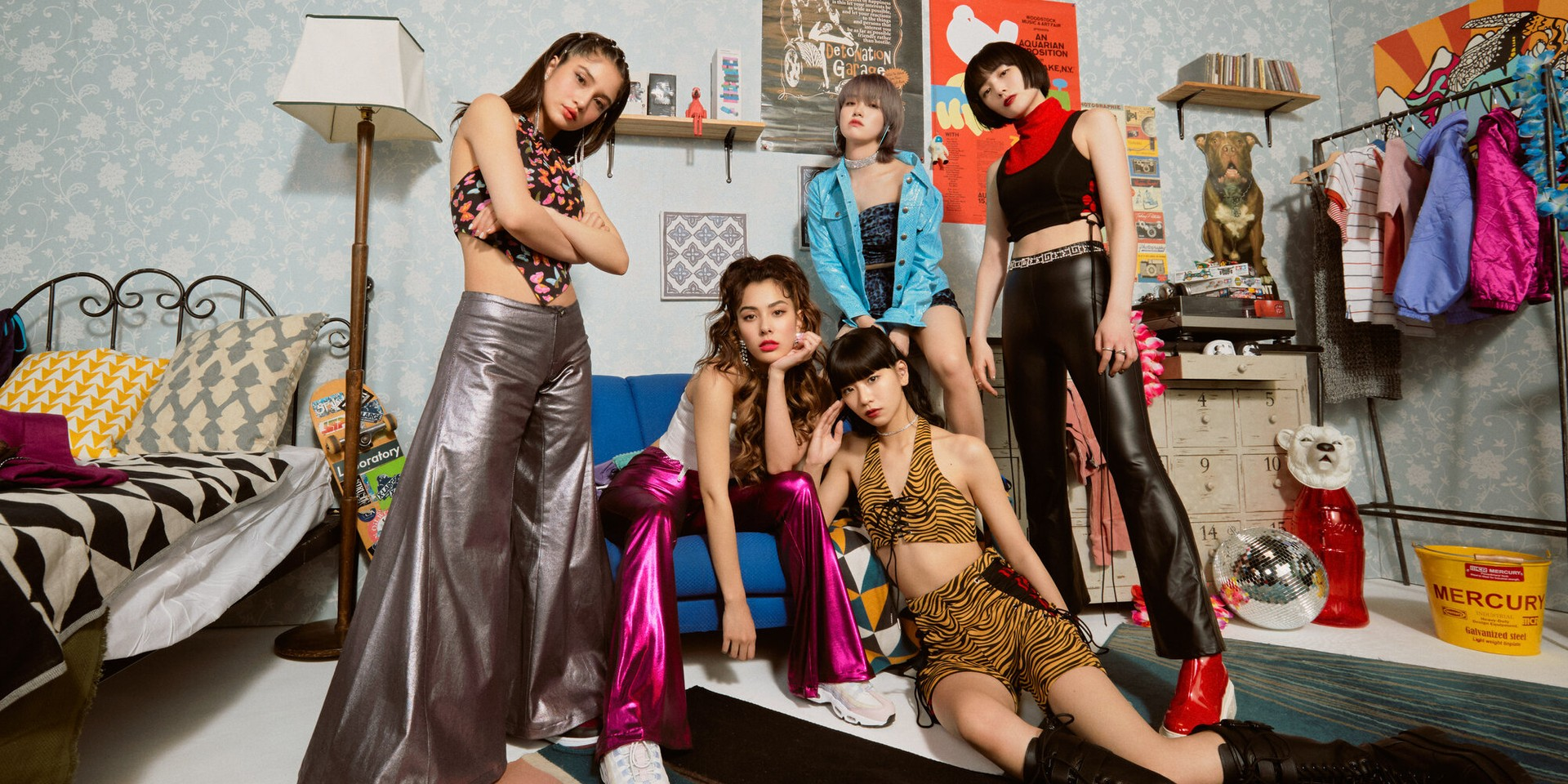 Asia Spotlight: J-pop group FAKY get real with their genre-bending music