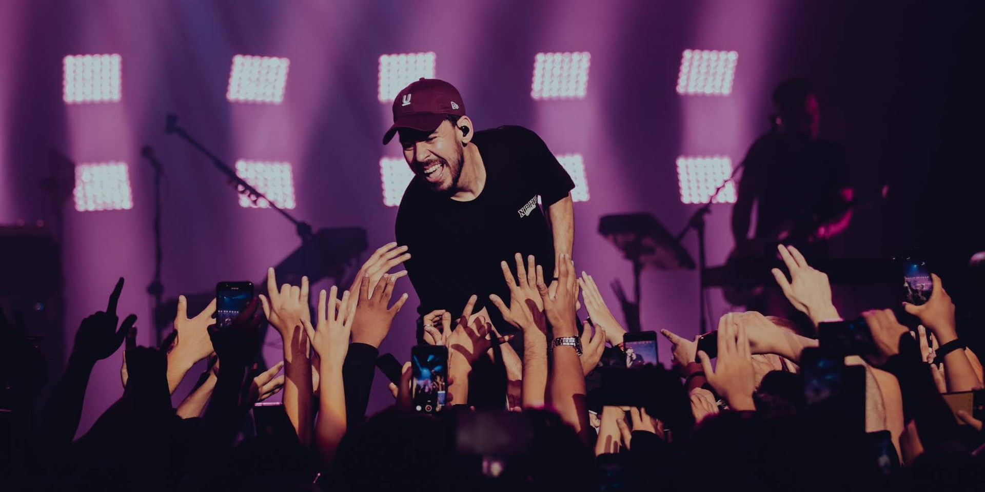 Mike Shinoda serves up fresh rhymes and nostalgia at first solo Manila concert – photo gallery