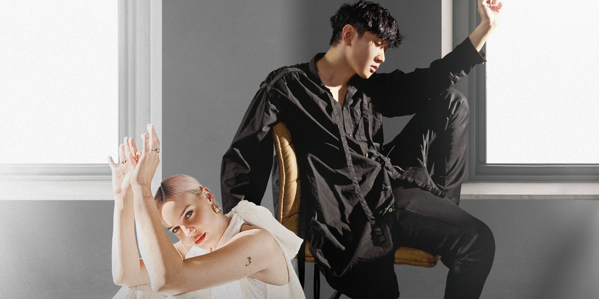 JJ Lin unveils new single with Anne-Marie, 'Bedroom' — listen