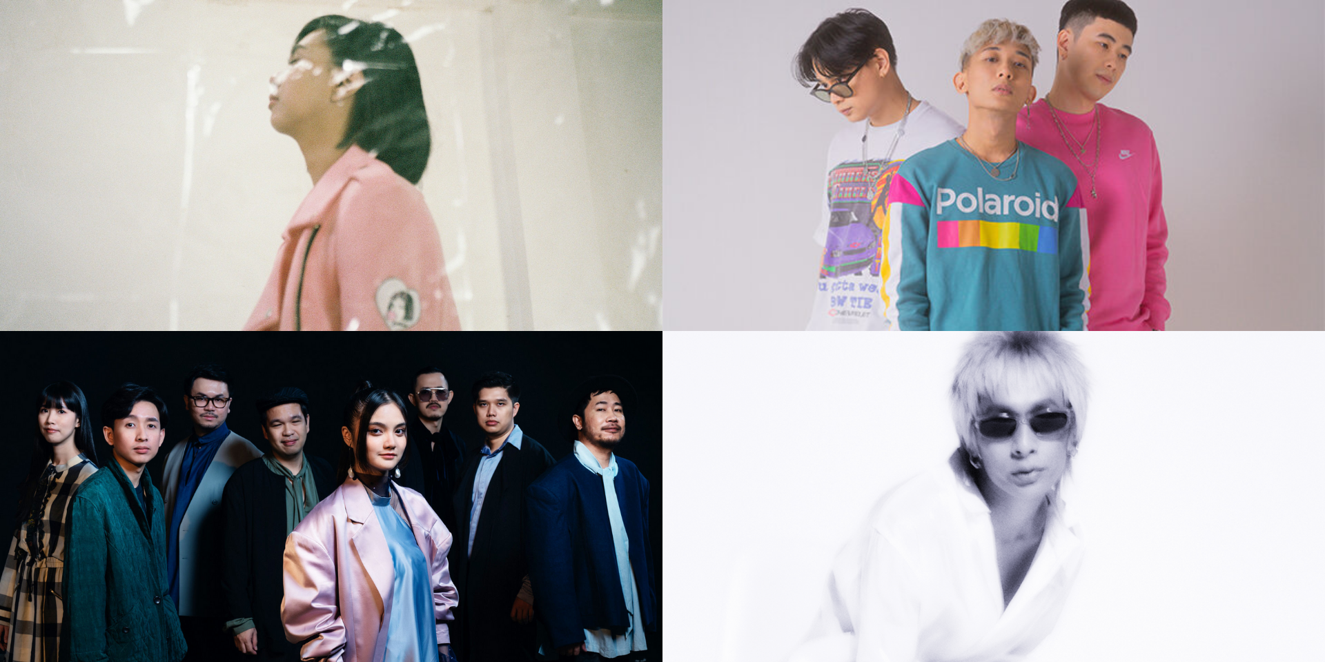 Pamcy, brb., Shelhiel, ASIA7, and more to perform at ASEAN Music Showcase Festival 2021