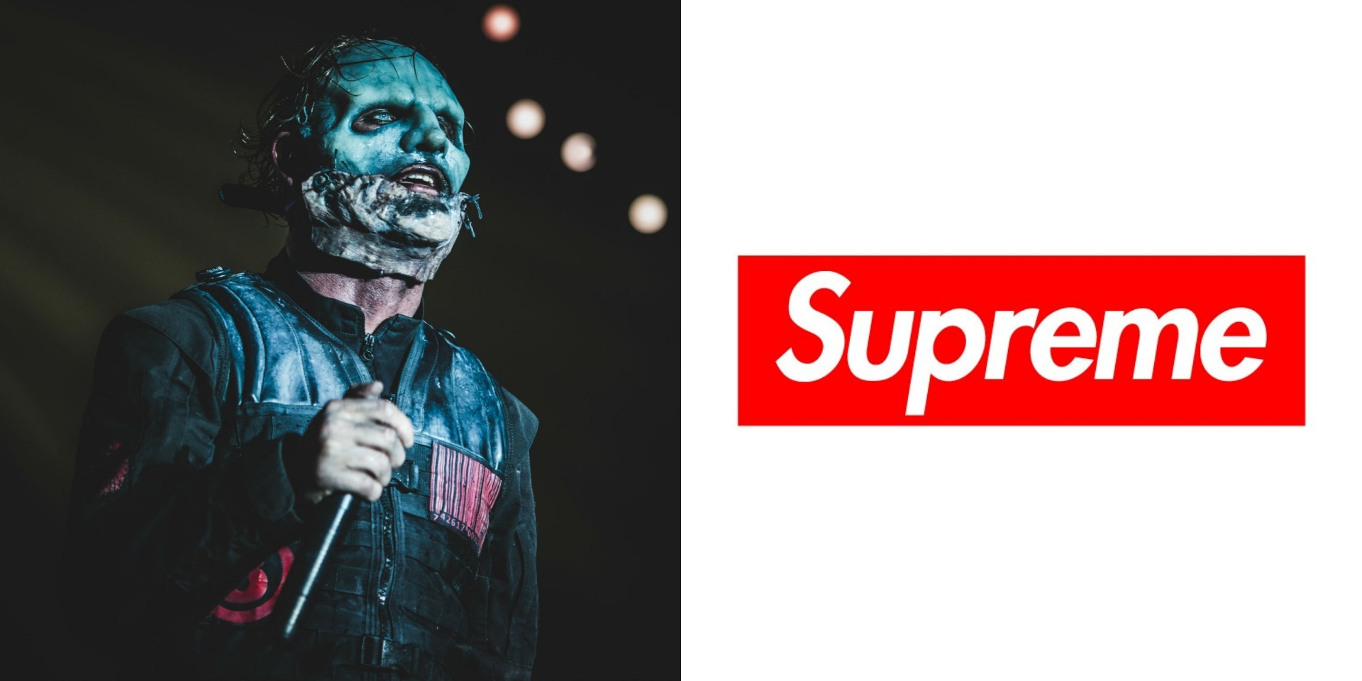 Could Slipknot be releasing a collaboration with Supreme?