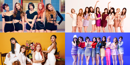 K-pop girl groups we would like to see in Singapore