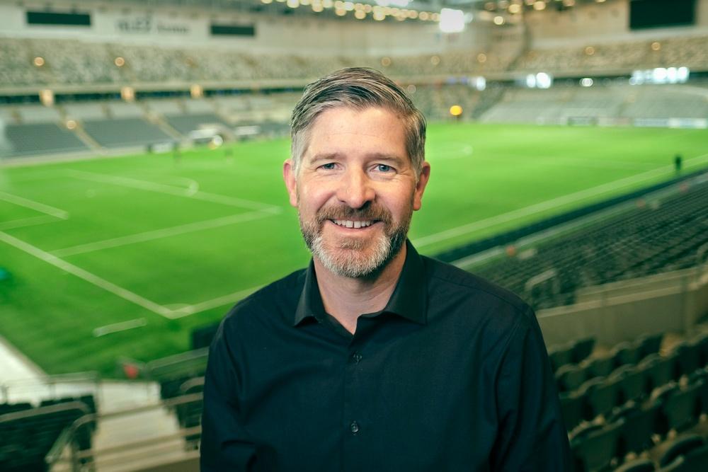 Andreas Sand VD/CEO  Foto: Sören Andersson