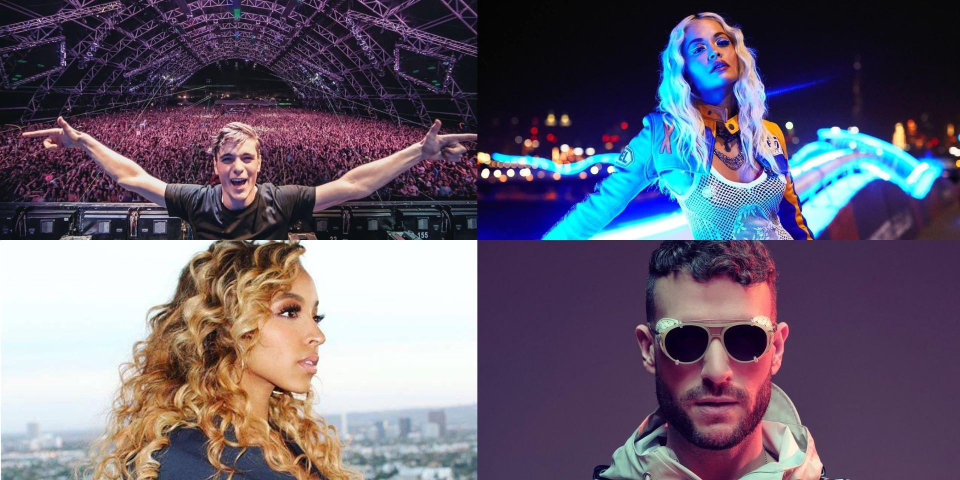 Martin Garrix, Don Diablo, Tinashe, Rita Ora, and more to perform at Hydeout: The Prelude digital music festival