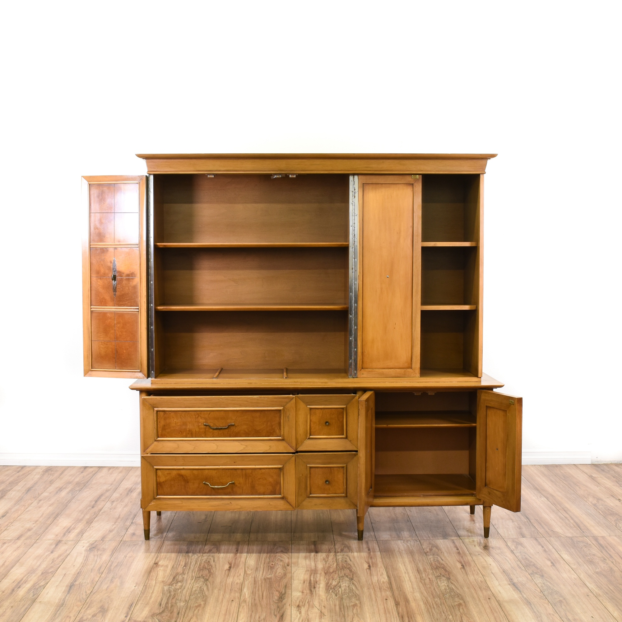 Worth furniture co mid century modern cabinet for Mid century furniture san francisco