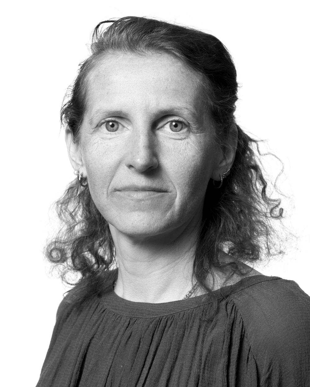 Olga Pettersson, producent på Västerbottensteatern.