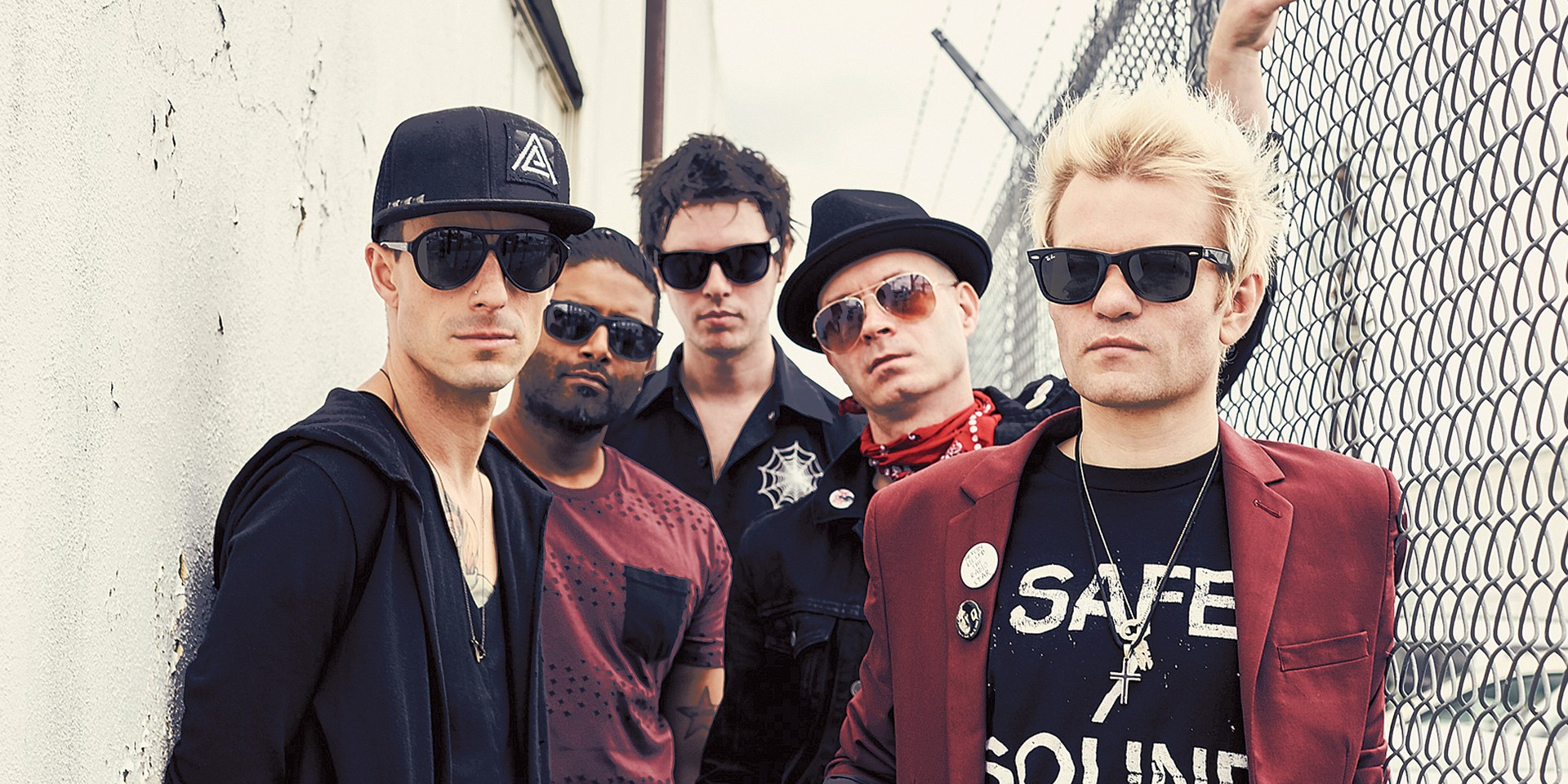 Sum 41 announces new album Order In Decline, premieres music video for new song 'Out For Blood' – watch