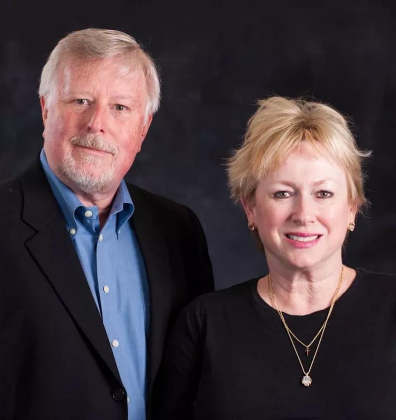 Ed Neaubaum and Connie Greaber