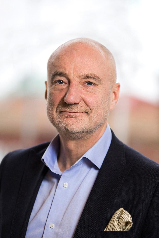 Jörgen Preuss, regiondirektör