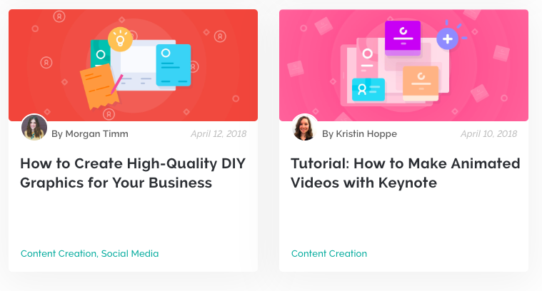 marketing strategies to launch a course blog