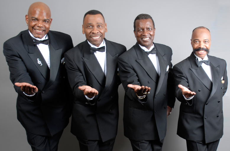 TBT - A Evening with The Drifters - Friday, May 4, 2018