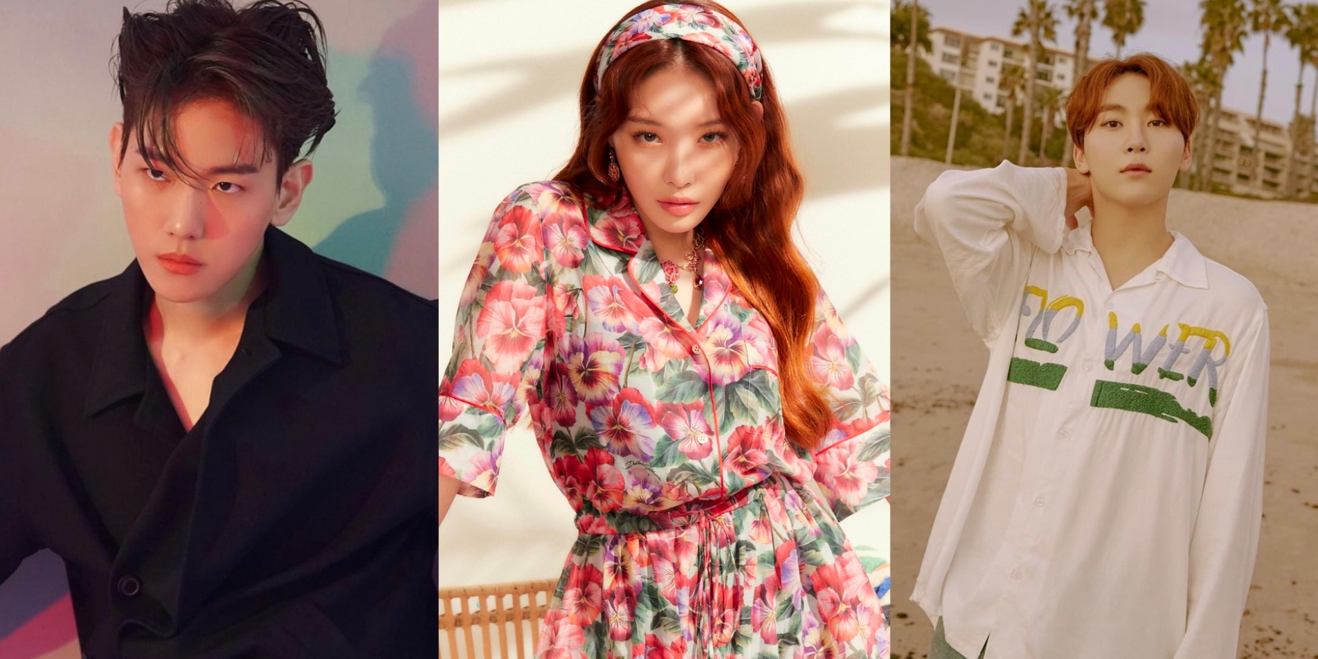 EXO's Baekhyun, Chung Ha, SEVENTEEN's Seung Kwan, and more featured in upcoming K-drama Record of Youth's OST