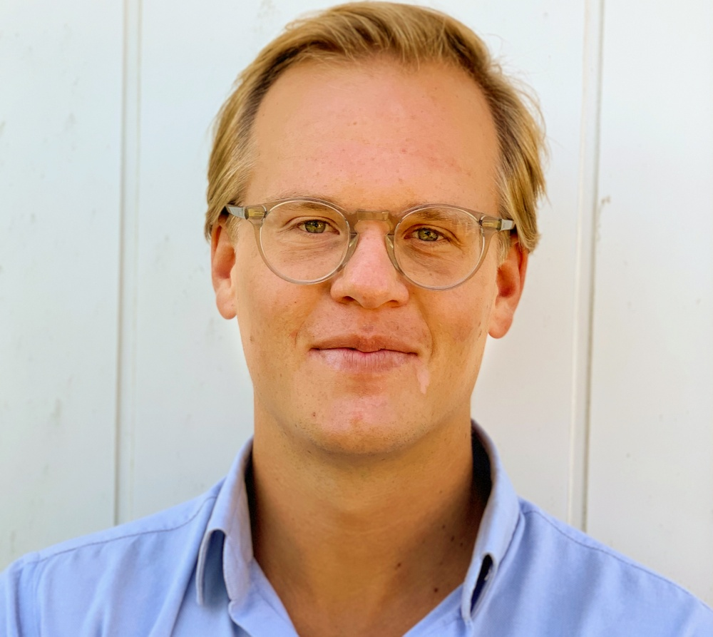 Filip Peters, vd för Acorai