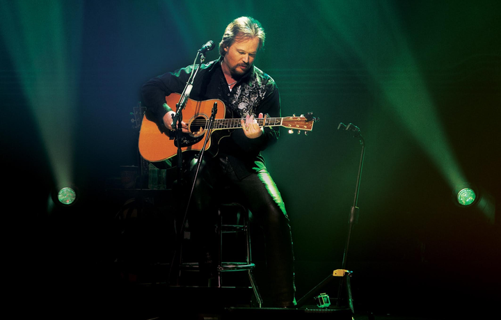 TBT - A Solo Acoustic Evening with Travis Tritt - Tuesday January 16, 2018