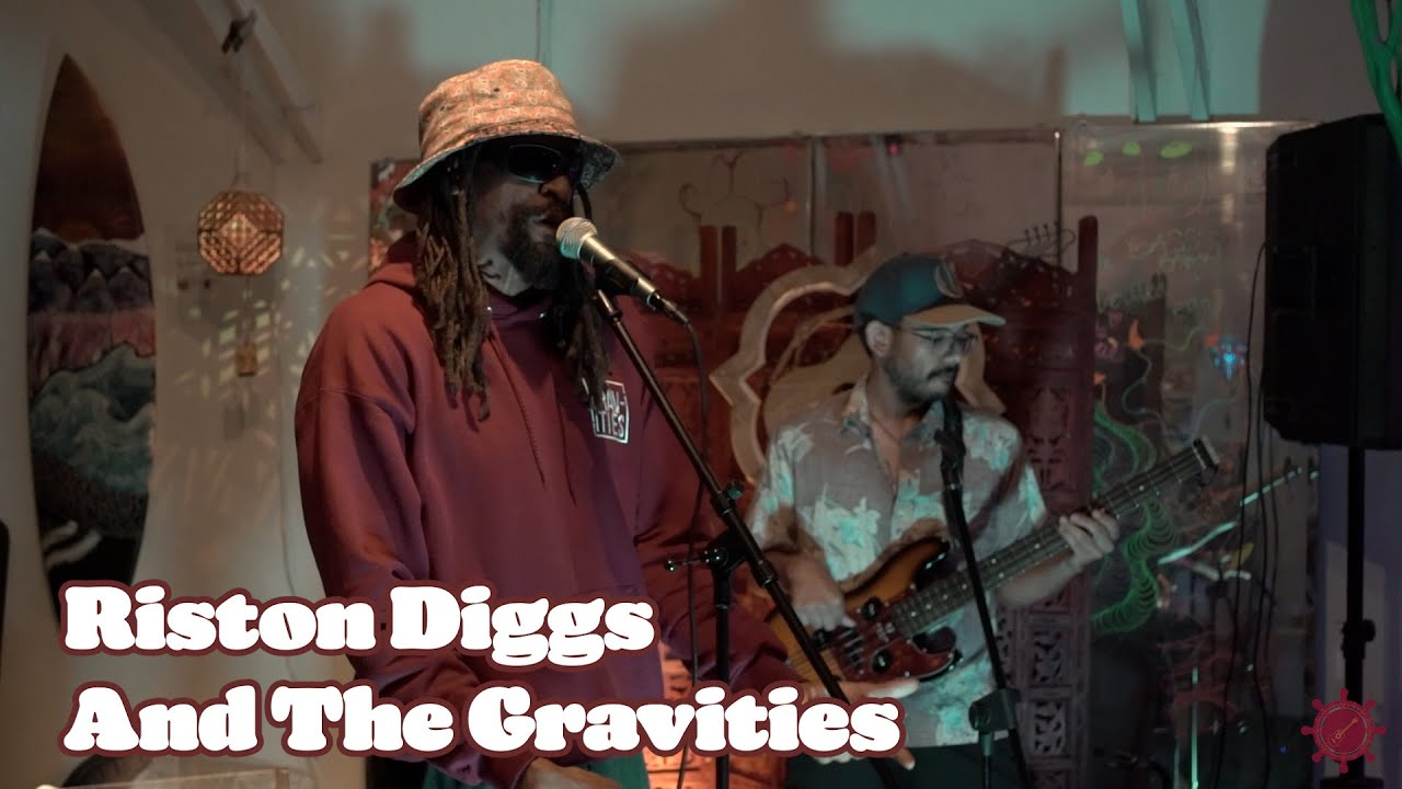 @RistonDiggs TunedUp Live | Riston Diggs and the Gravities Link Thumbnail | Linktree