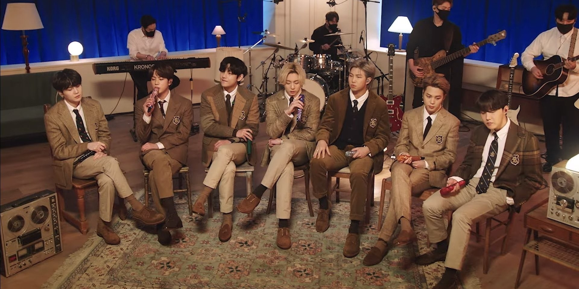 BTS to perform on iconic MTV Unplugged stage in global music special