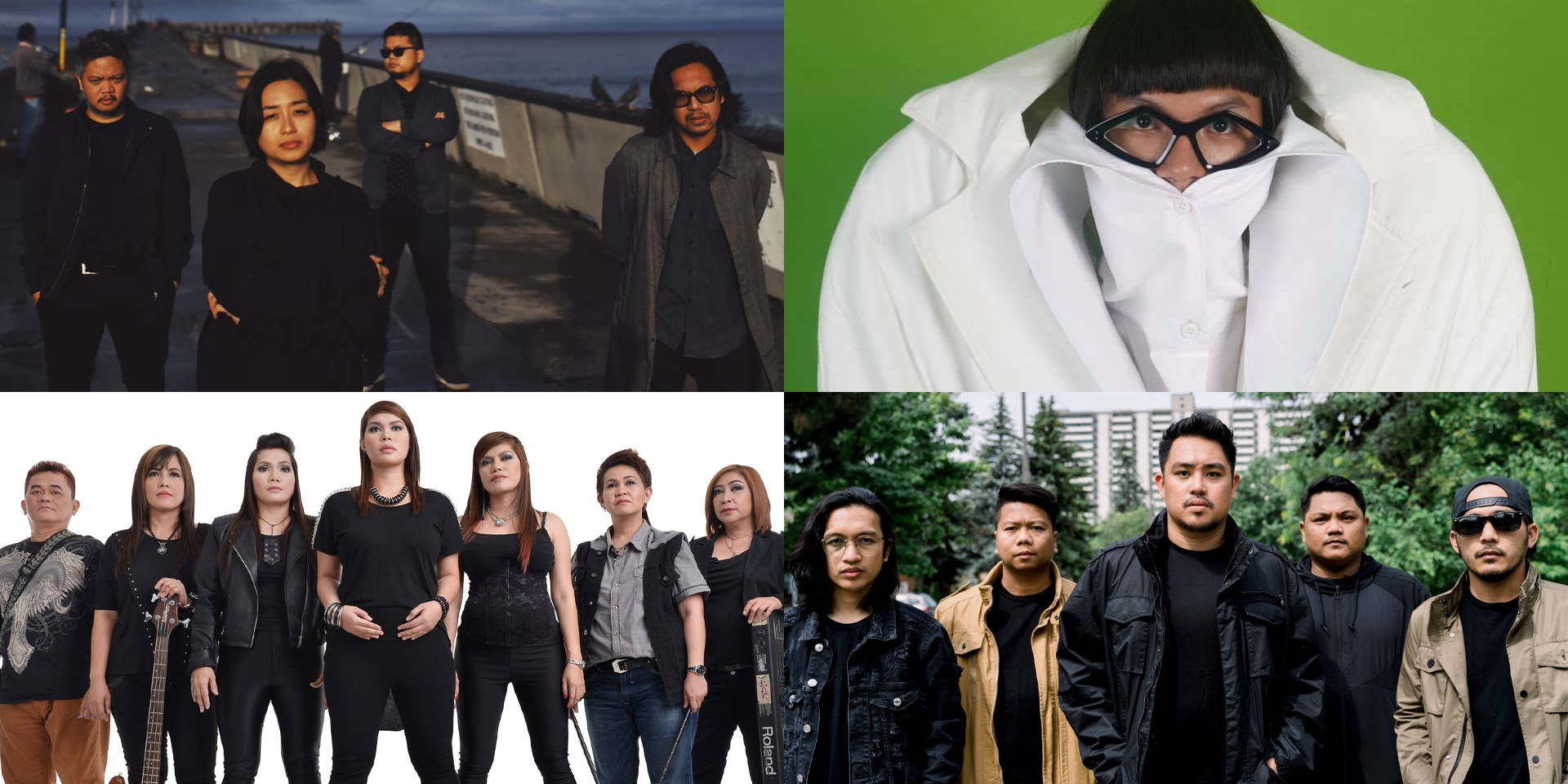 Aegis, UDD, December Avenue, Unique, and more to perform at Santelmo Halloween Music Party