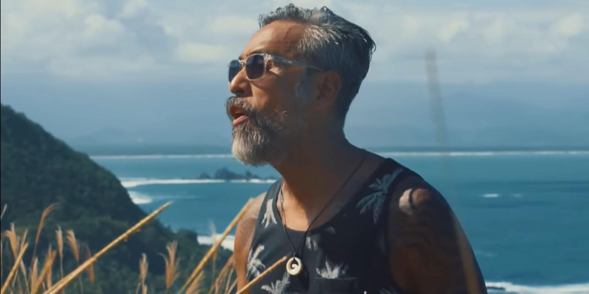 Franco rules the waves in stunning 'Aurora Sunrise' music video – watch