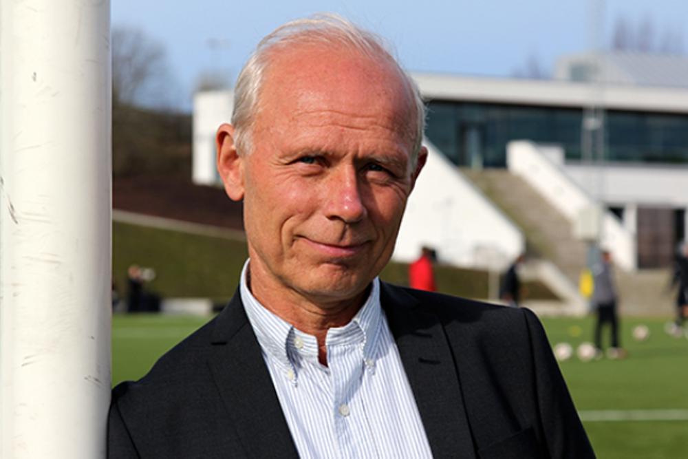 Dennis Andersson, General Secretary.