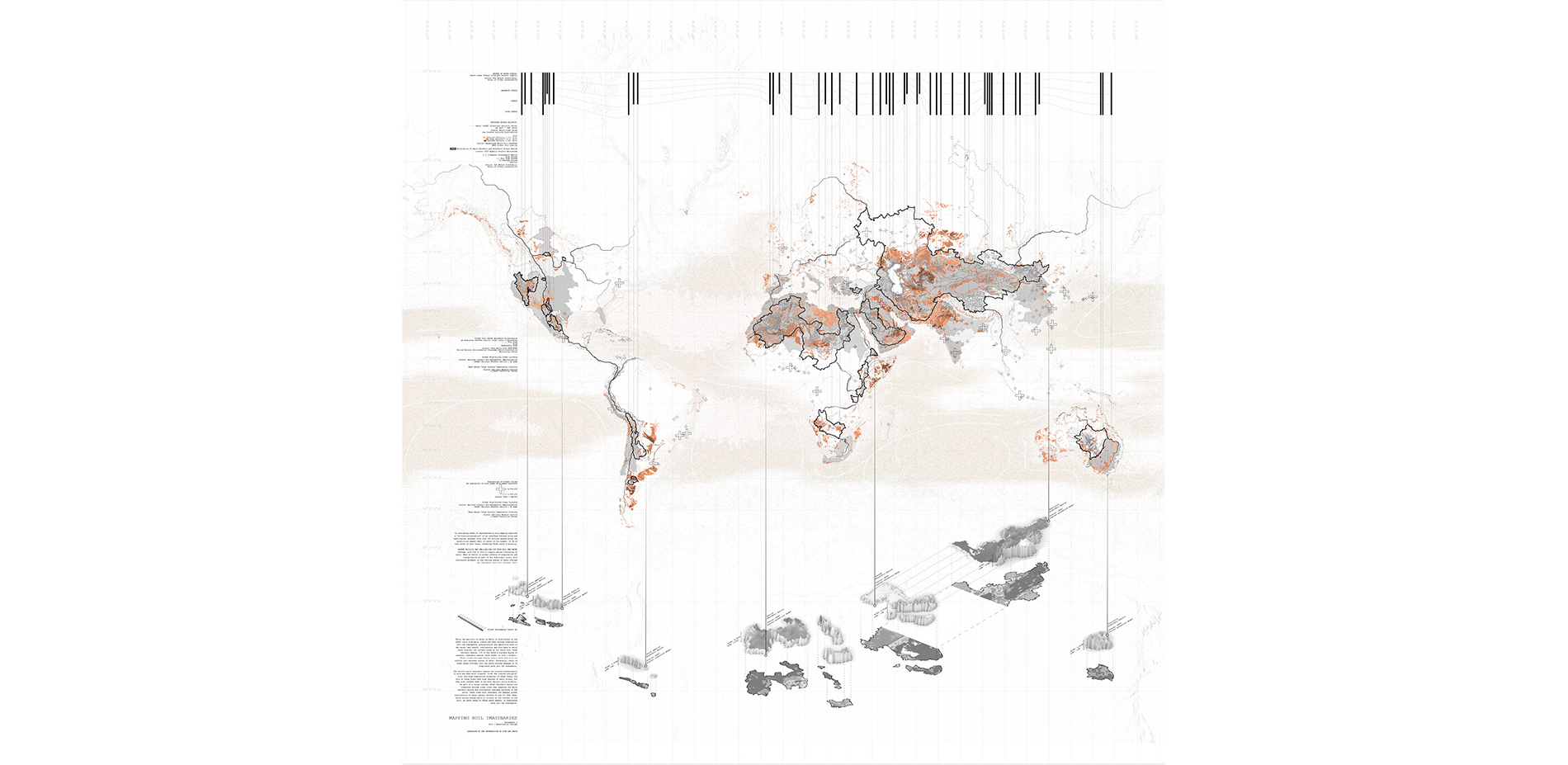 Mapping Soil Imaginaries: Global Endorheic Basins and Salinity