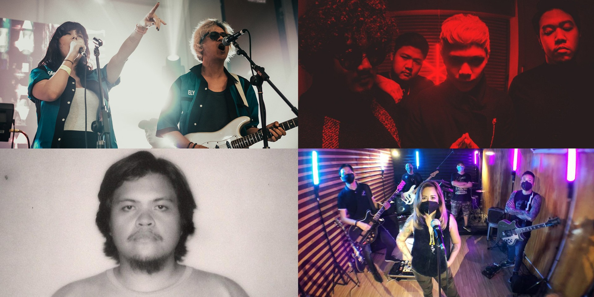 Ely Buendia and Cheats, St. Wolf, Calix, Talata, and more release new music – listen
