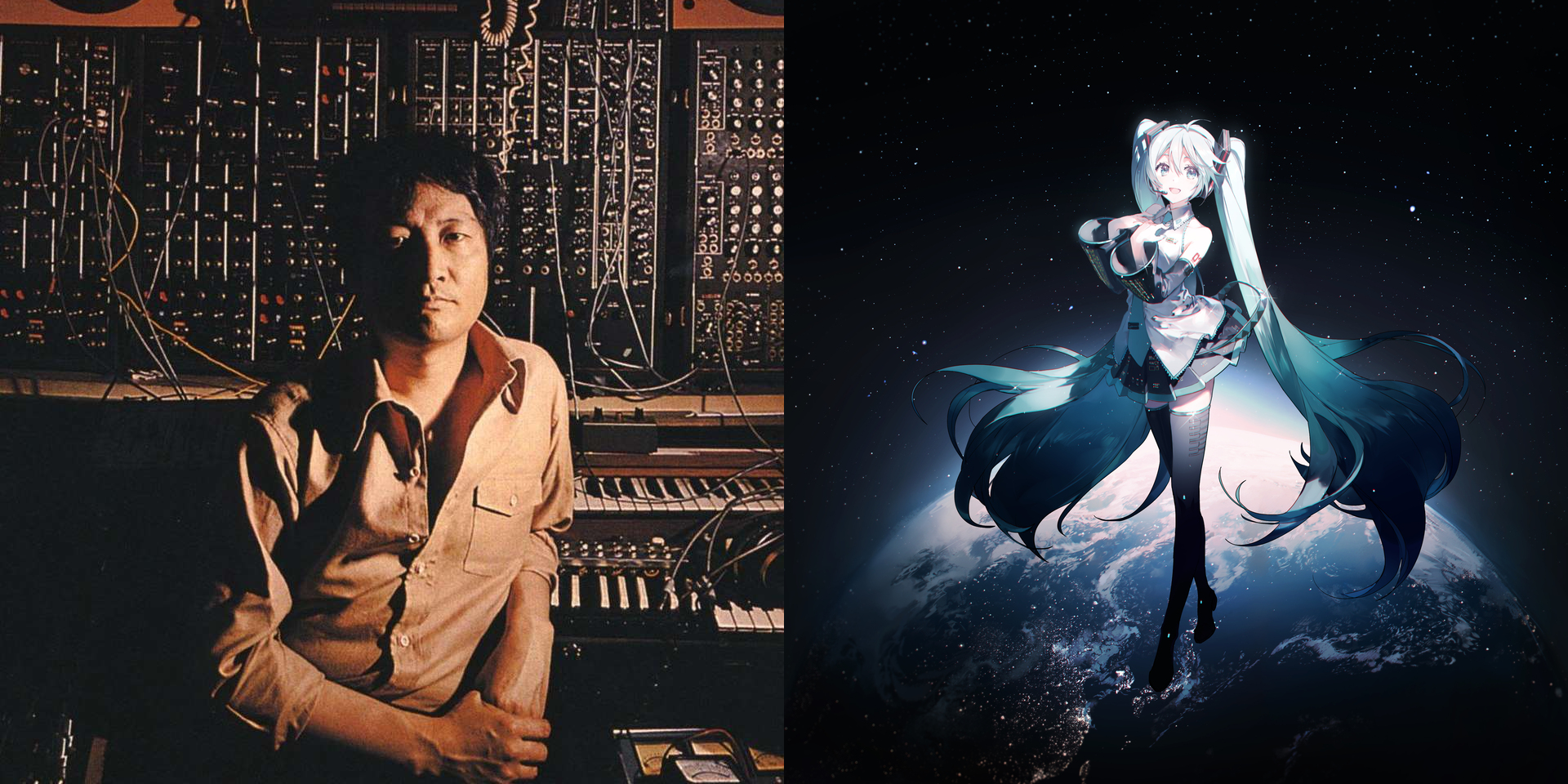 Isao Tomita's 'Symphony Ihatov' featuring Hatsune Miku is coming on vinyl