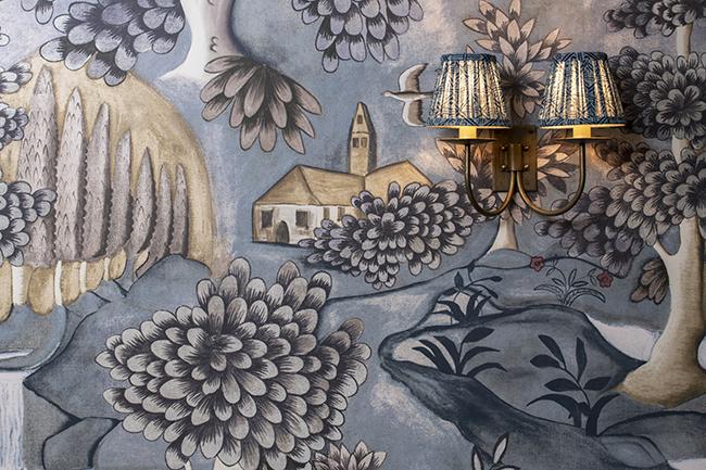 Beadnall Towers wallpaper