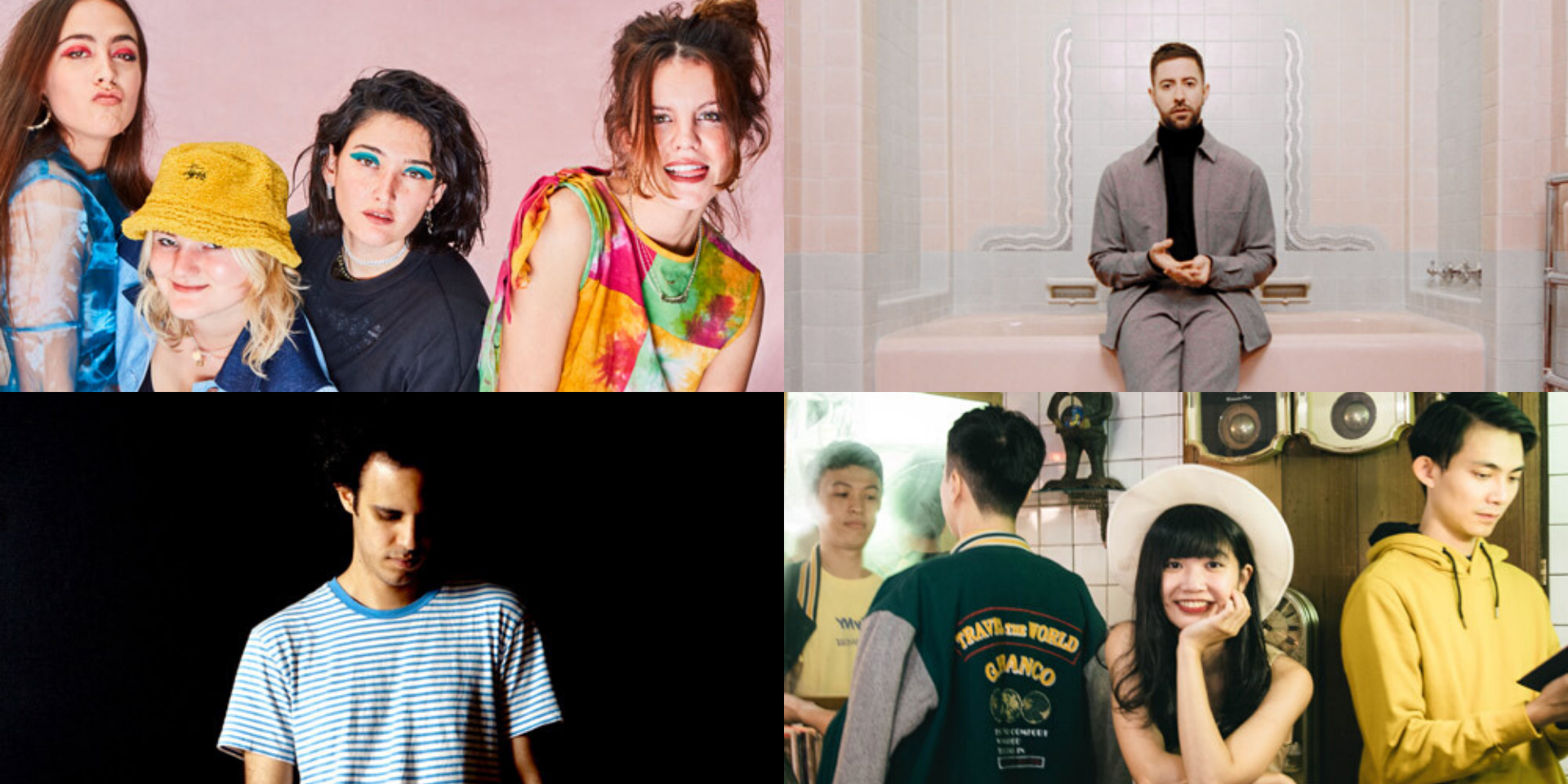 Fuji Rock Festival adds Bruno Major, Four Tet, Hinds, Elephant Gym, and more to 2020 lineup
