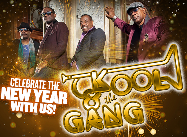 IAH- Kool & The Gang- December 31, 2017 - N.Y.E. Special Event