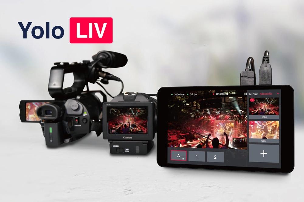 Malé zařízení na live streaming se vším, co potřebujete